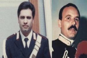 Carabinieri: cerimonia 23° anniversario eccidio Appuntati Fava e Garofalo