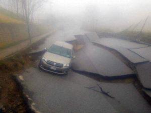 Maltempo: situazione critica nel Catanzarese, famiglie evacuate