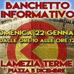 Lamezia: Azione Identitaria domencia in Piazza 5 dicembre