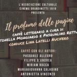 """Lamezia: al Teatro Grandinetti """"Il profumo delle pagine"""""""
