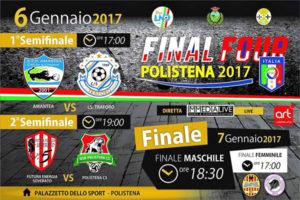 Coppa Italia Calcio a 5: a Polistena la Final Four