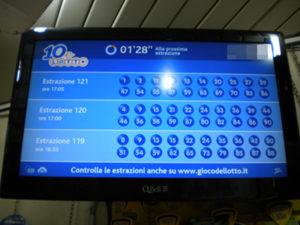 Lotto: vincita da 100 mila euro a Ciro' Marina