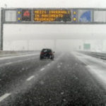 Maltempo: al via il piano 'neve' di Viabilita' Italia