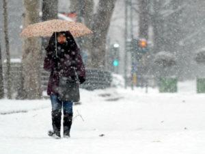 Maltempo: ancora freddo polare, neve e pioggia al centro-sud