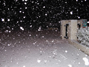 Il tempo: domani piogge e nevicate al centrosud