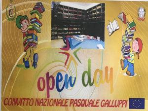 """Catanzaro: al Convitto """"Pasquale Galluppi"""" l'Open Day …"""
