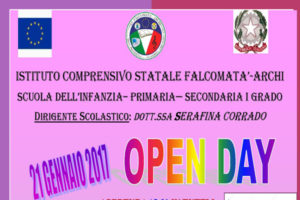 "Reggio: ""Open Day"" porte aperte all'ic Falcomatà Archi"