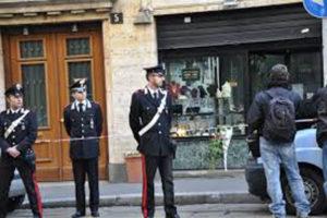 Rapina in una gioielleria nel centro di Cosenza, ferita commessa