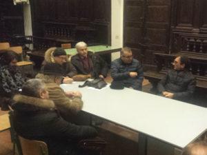 Catanzaro: Abramo alla riunione promossa dal comitato pro Zinzi