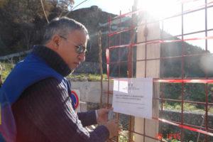 Abusivismo: occupa area demaniale a Paola, denunciato