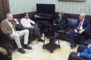 Comune Catanzaro: sindaco riceve vista nuovo questore