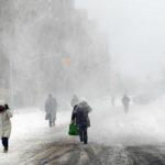 Maltempo: pioggia, freddo e neve in Calabria