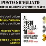 Lamezia: sabato al posto sbagliato,storie di bambini vittime di mafia