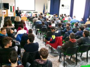 Crotone: Cyberbullismo  incontri all'Iti Donegani
