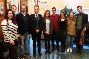 Provincia Catanzaro: Bruno incontra Erasmus Student Network Italia
