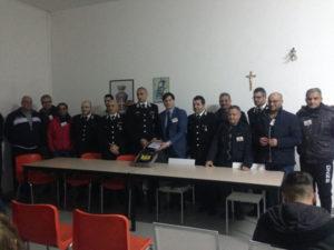 Rossano: Fidelitas regala defibrillatore Caserma Carabinieri