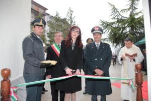 Gdf: inaugurata nuova caserma tenenza San Giovanni in Fiore