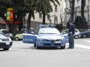 Sicurezza: due persone arrestate dalla Polizia a Reggio