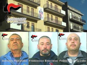 Sicurezza: tre arresti nella piana di Gioia Tauro