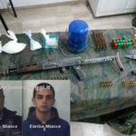 Armi: arsenale scoperto nel Vibonese, arrestati padre e figlio