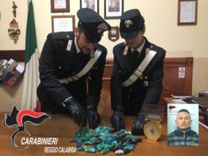 Droga: 27enne arrestato dai Carabinieri a Gioia Tauro