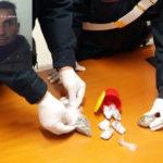 Droga in casa 34enne arrestato dai Cc a Taverna
