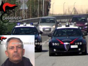 'Ndrangheta: sorvegliato speciale arrestato a Melito Porto Salvo