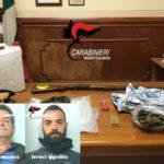 Droga: due persone arrestate a Rosarno dai Carabinieri