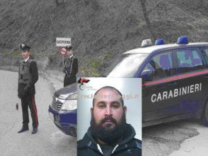 Criminalita': controlli Cc Soverato arrestato sorvegliato speciale