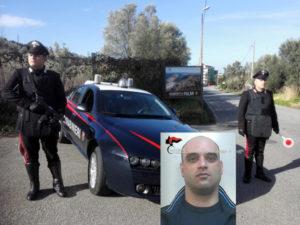 Estorsione: 37enne arrestato per sconto pena dai Carabinieri