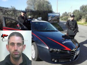 Furto di attrezzi agricoli, 28enne arrestato dai carabinieri