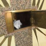 Restituiti calice e pisside rubati in chiesa a Isola Capo Rizzuto