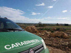 Cinque denunce a Cotronei per irregolarita' su terreni demaniali