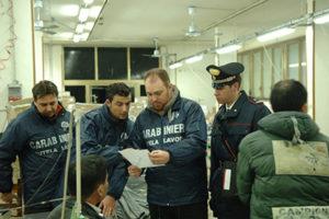 Lavoro: controlli Carabinieri, 8 imprenditori  denunciati