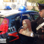 Opere d'arte trafugate nascoste a Reggio e Messina, una denuncia