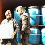 Droga: 55 kg di cocaina in container nel porto di Gioia Tauro