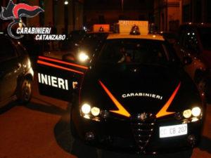 Sicurezza: due persone arrestate per furto a Catanzaro