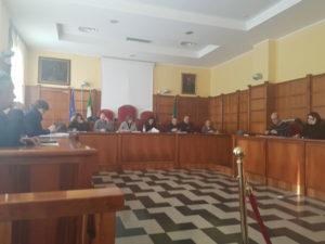 Girifalco i lavori del consiglio comunale