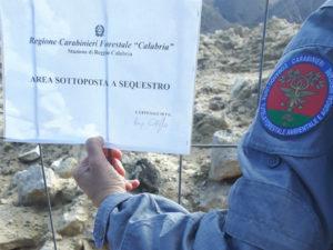Sequestrata area adibita a discarica, quattro denunce a Reggio