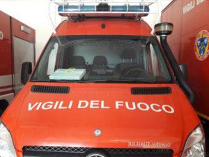 Bombola gas esplode in una pasticceria a Nocera Terinese, 5 feriti