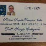 Fondi europei, arrestato a Cosenza falso funzionario Ue