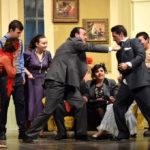 """Lamezia: trionfa """"Madama quatte solde"""" sul palcoscenico del Politema"""