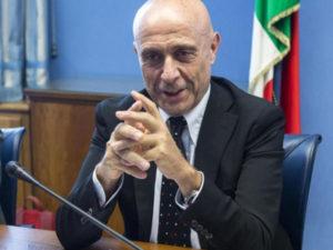 Mafie: Minniti, anche un manager a guida Agenzia beni confiscati