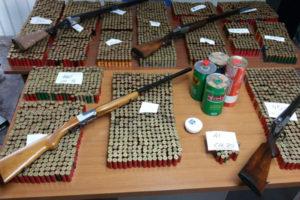 Armi: deteneva abusivamente munizioni, 78enne denunciato