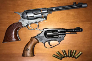 Sicurezza: 53enne denunciato furto e detenzione abusiva armi