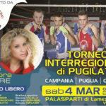 Lamezia: Torneo Interregionale Pugilato al Palazzetto dello Sport