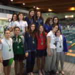 Nuoto: nuovi record per la Rari Nantes Lamezia