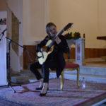 Musica: concerto della chitarrista Tatyana Ryzhkowa a Maida