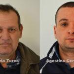 Sicurezza: due arresti della Polizia a Lamezia Terme