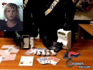 Droga e furto di energia elettrica, un arresto a Reggio Calabria